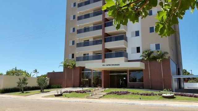 Alugo Apartamento no Edifício Capim Dourado