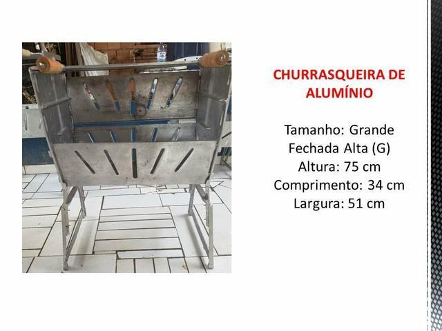 CHURRASQUEIRA GRANDE FECHADA alta - Foto 4