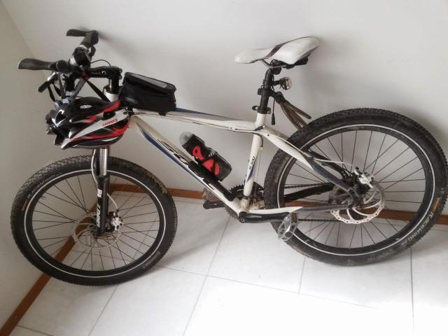 956b9c332 Bike Soul sl 500 aro 26 27v Kit Deore freio Hidráulico