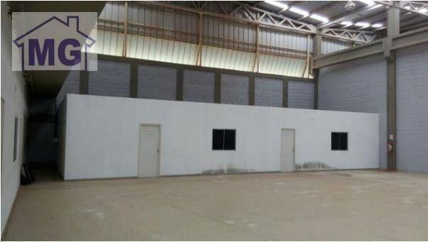 Galpão para alugar, 990 m² por R$ 15.000/mês - Cabiúnas - Macaé/RJ - Foto 2
