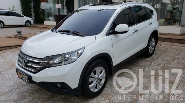 HONDA CRV 2012/2012 2.0 EXL 4X2 16V GASOLINA 4P AUTOMÁTICO