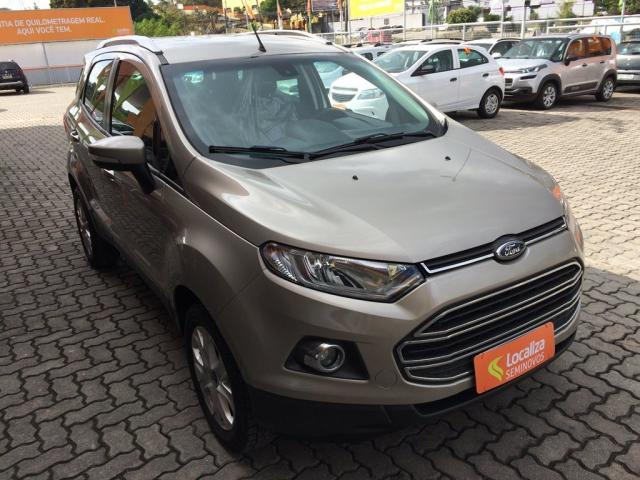 FORD ECOSPORT 2017/2017 2.0 TITANIUM 16V FLEX 4P POWERSHIFT