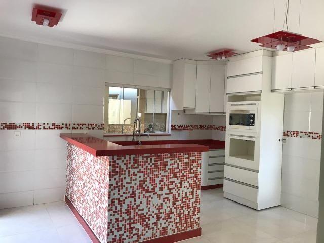 Casa sobrado novo desocupado 4 Suites Guara II - Foto 6