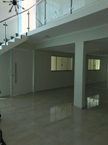 Casa sobrado novo desocupado 4 Suites Guara II - Foto 3