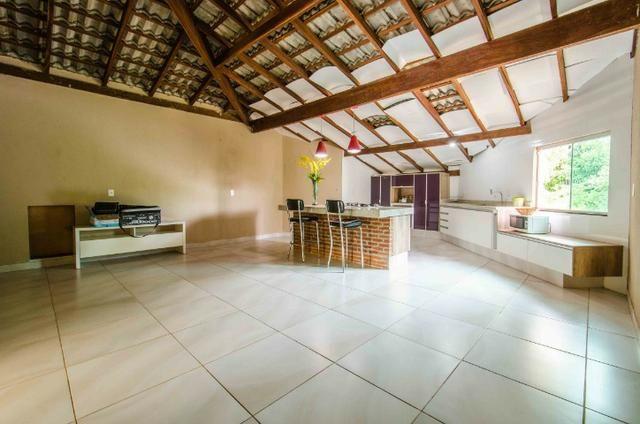 Bela casa no Park Way quadra 8 com 4 suítes + Loft com 2 quartos - SMPW 8 - Foto 7