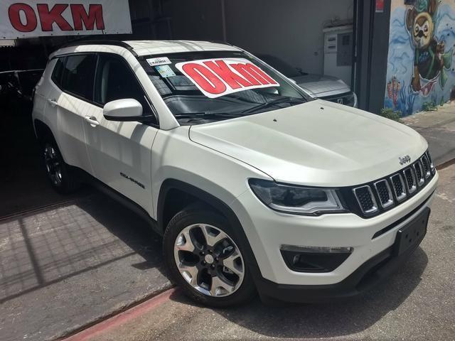 Jeep Compass 1.3 Longitude Turbo 2022 0km