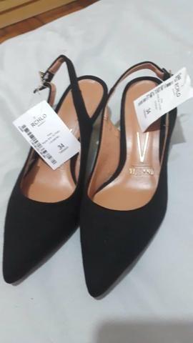 Vendo scarpin novo
