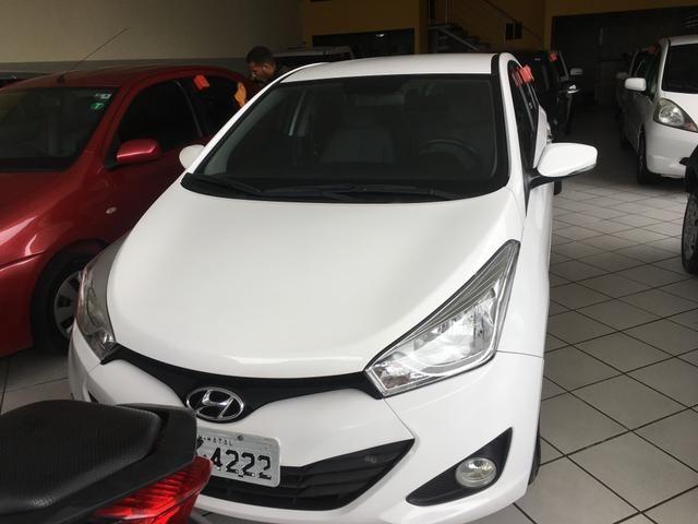 Hyundai hb20s premium 1.6 Flex aut ano 2015