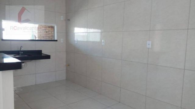 Casa residencial à venda, Cidade dos Funcionários, Fortaleza. - Foto 11