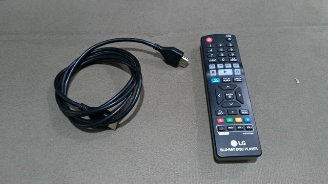 DVD Blu-ray LG BP440