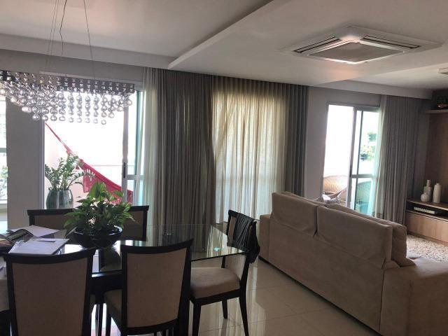 Apartamento Premiato Mobiliado Andar alto 3 vagas com deposito - Foto 19