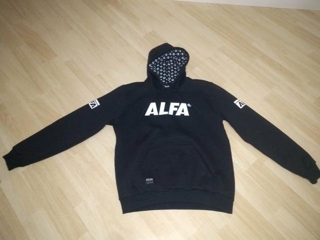 Moletom ALFA Skateboard