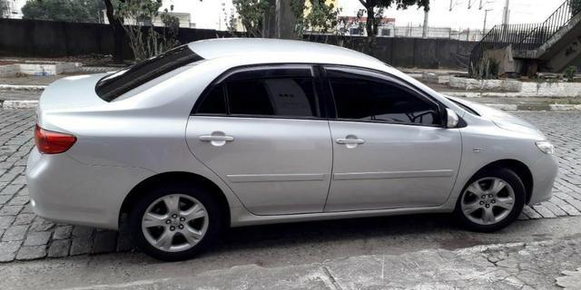 Corolla XEI - 2010 - Automático e Couro - Foto 2