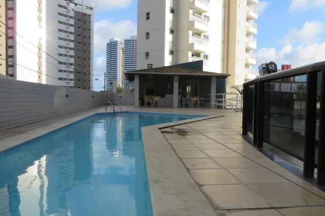 Apartamento 2 quartos em Ponta Negra. vista mar