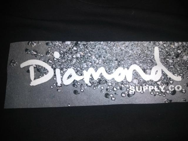 Camiseta Diamond Supply CO
