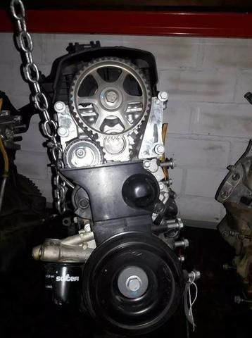 Motor Nissan March 1.0 8v 74cv Flex 2014
