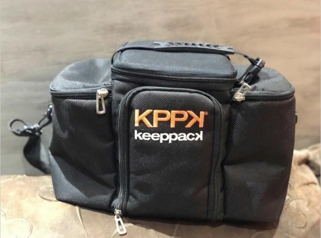 Bolsa Térmica Keeppack Max Black 4 Refeições