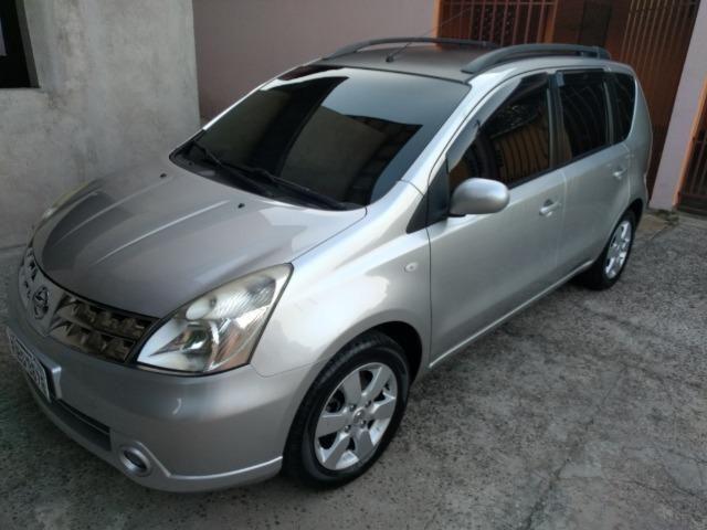 Nissan Livina SL 1.6 2012