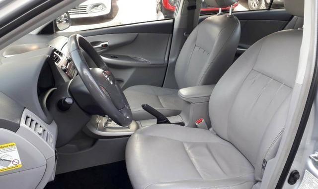 Corolla XEI - 2010 - Automático e Couro - Foto 11