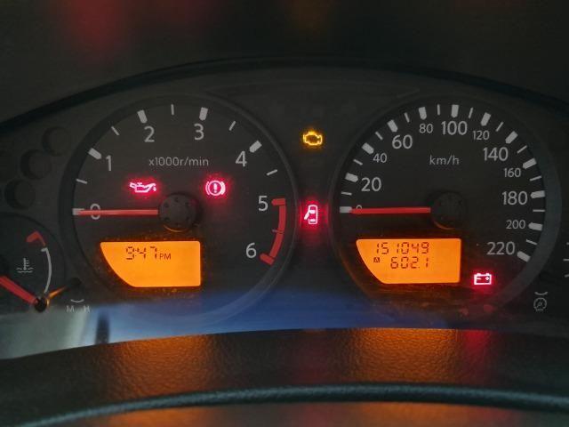 Nissan Frontier 2.5 XE 4x2 Diesel 2013 - Foto 8
