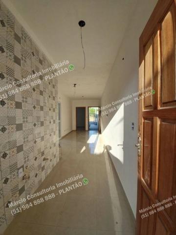 Casa 2 Dormitórios Parque Da Matriz Pátio Nos Fundos Excelente Acabamento!! - Foto 17