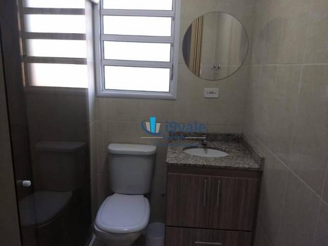 3 dormitórios sendo uma suíte e sacada na sala - jardim das indústrias - jacareí - Foto 13