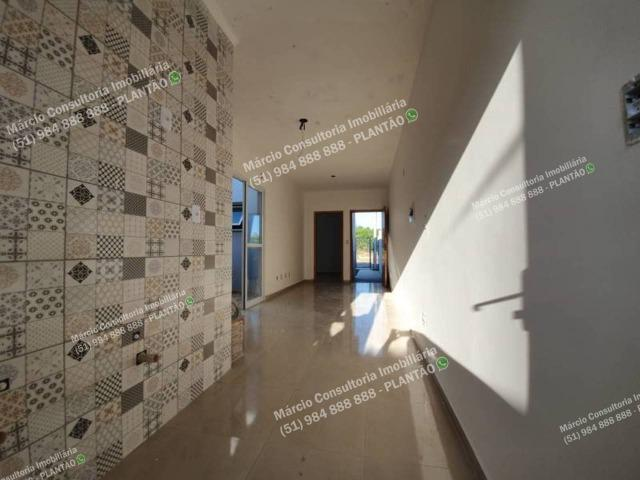 Casa 2 Dormitórios Parque Da Matriz Pátio Nos Fundos Excelente Acabamento!! - Foto 16