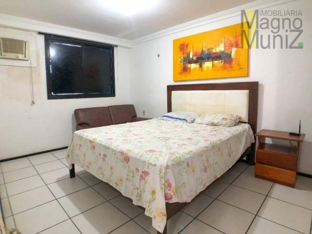 Apartamento com 2 dormitórios à venda por r$ 360.000 - praia de iracema - fortaleza/ce - Foto 18
