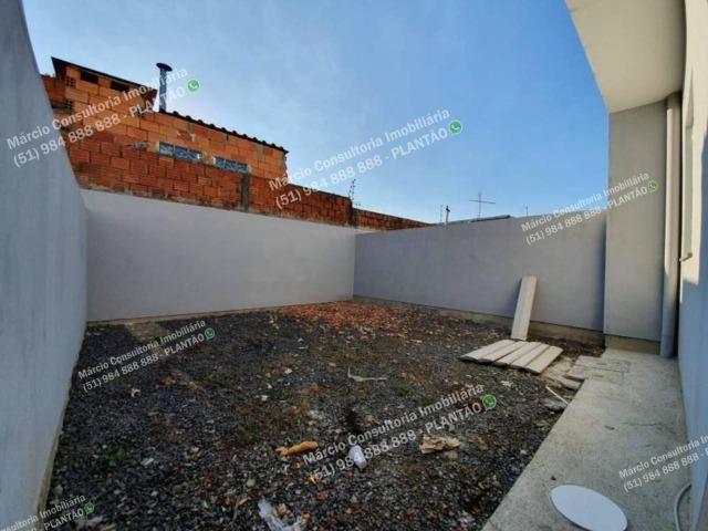 Casa 2 Dormitórios Parque Da Matriz Pátio Nos Fundos Excelente Acabamento!! - Foto 15