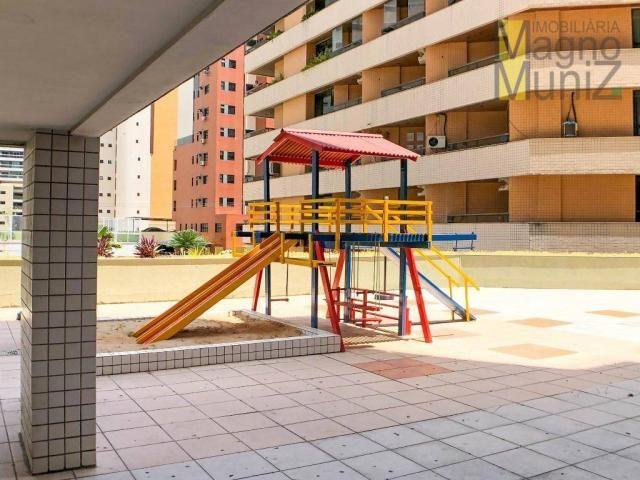 Apartamento com 2 dormitórios à venda por r$ 360.000 - praia de iracema - fortaleza/ce - Foto 8