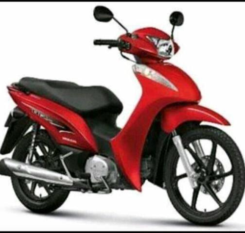 Moto biz 125cc venda ou troca