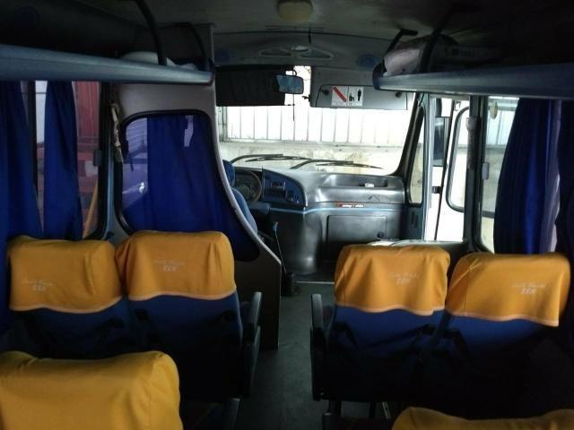 Micro ônibus iveco/Cityvlass 22 lugares 2004 - Foto 3