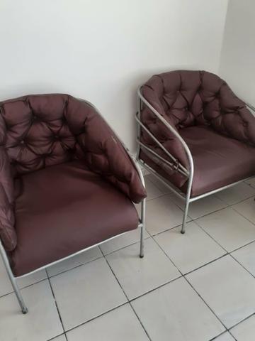 Poutronas e sofa - Foto 2