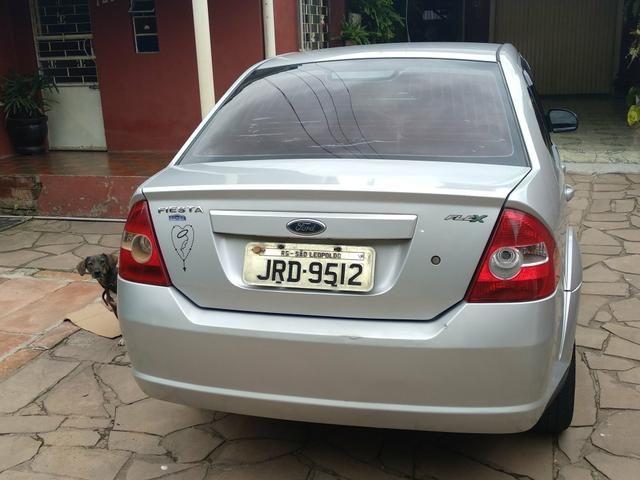 Fiesta Sedan Flex 2008 1.0 Usado