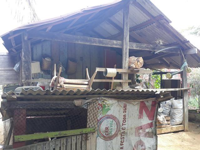 Vende-se ou troca em terra,chácara quitada, Local Parque das cachoeiras I - Foto 6
