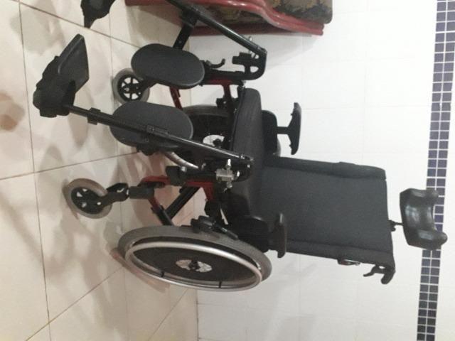 Venda cadeira de rodas - Foto 2
