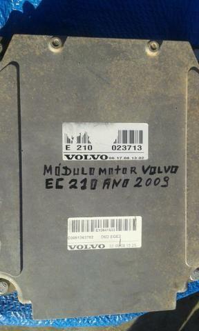 Módulo Motor Escavadeira volvo ec210 B 2009 em Parauapebas - Foto 4