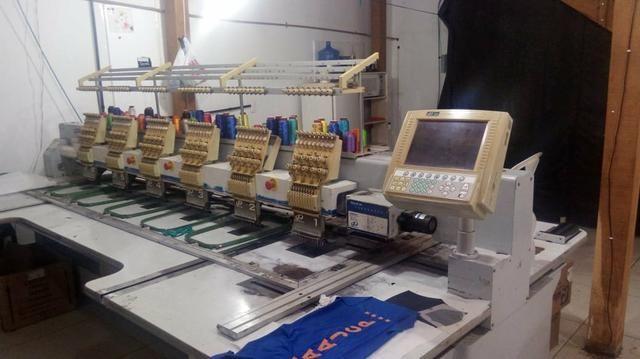 Vendo uma Fábrica e Confecções de Uniformes - Foto 5
