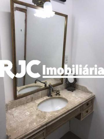 Apartamento à venda com 3 dormitórios em Copacabana, Rio de janeiro cod:MBAP32373 - Foto 12