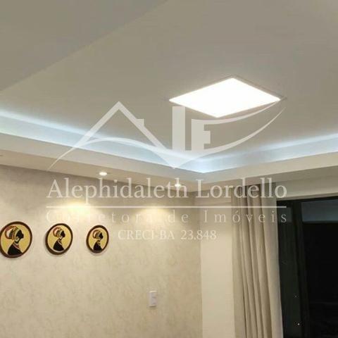 Apartamento 3/4 com lavabo - Villa Privilege - Foto 5