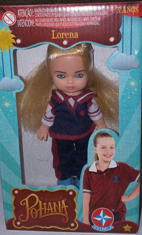 Boneca Estrela Lorena-nova na caixa 19 cm - Foto 3