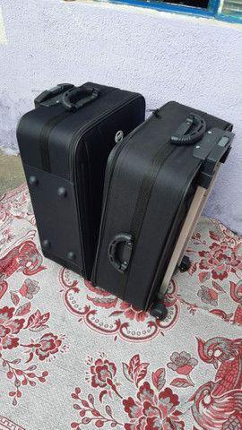 Mala de viagens média 2 unidades  - Foto 3