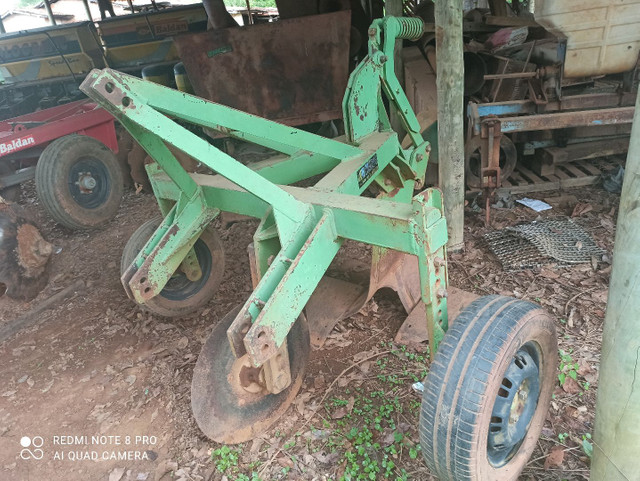 Cultivador rancador ou afogador de mandioca e  batedor de ramas  - Foto 6