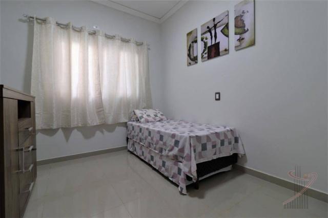 Casa com 3 dormitórios para alugar, 90 m² por R$ 3.100,00/mês - Beverly Falls Park - Foz d - Foto 9