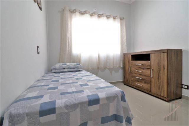 Casa com 3 dormitórios para alugar, 90 m² por R$ 3.100,00/mês - Beverly Falls Park - Foz d - Foto 14