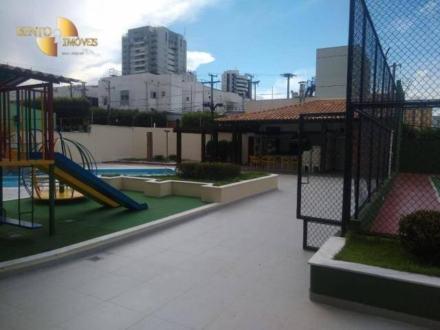 Apartamento com 3 dormitórios à venda, 85 m² por R$ 330.000,00 - Jardim Aclimação - Cuiabá - Foto 3
