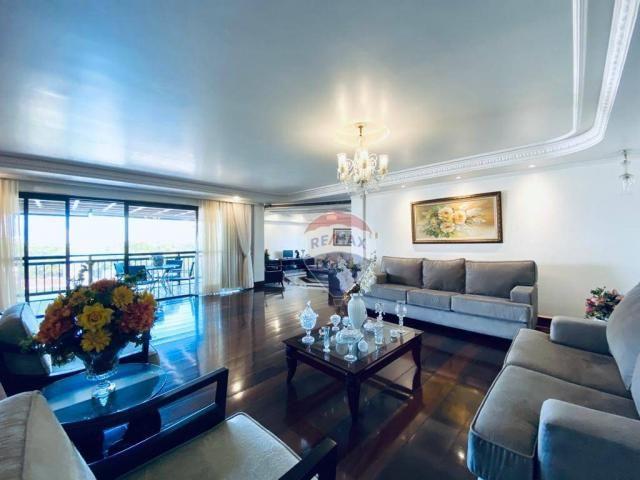 Apartamento com 5 quartos 4 Suítes, 390 m² por R$ 1.300.000 - Batista Campos - Belém/PA - Foto 2