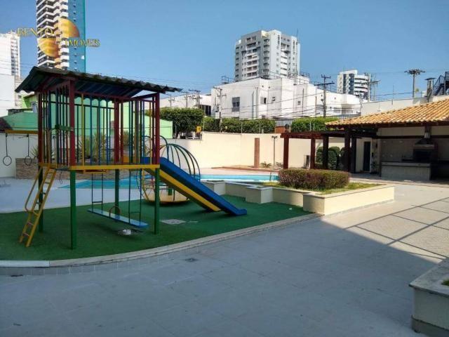 Apartamento com 3 dormitórios à venda, 85 m² por R$ 330.000,00 - Jardim Aclimação - Cuiabá - Foto 13