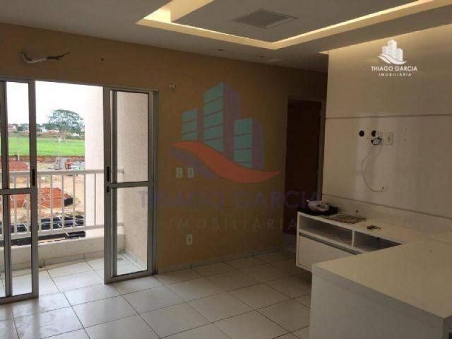 Ágio - Apartamento com 3 dormitórios à venda, 59 m² por R$ 90.000 - Itararé - Teresina/PI - Foto 4