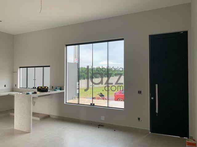 Casa nova em condomínio fechado à venda, 90 m² por R$ 510.000 - Jardins do Império - Indai - Foto 2